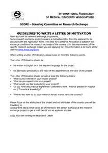 Motivation Letter Business School Student Motivation Letter Bond Cleaning Melbourne Business Student Motivation