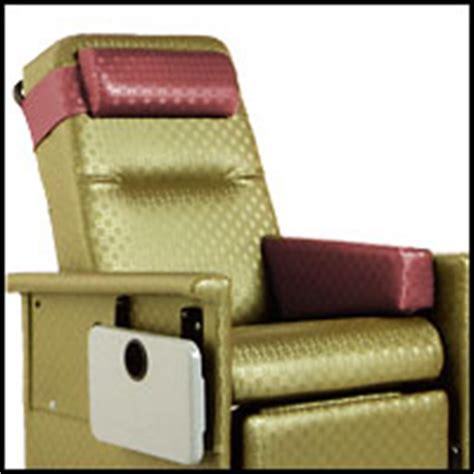 recliner pillow support chion passage series recliner