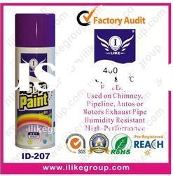 Penta Acrylic Aerosol Heat Resistance heat resistant paint spray heat resistant paint spray
