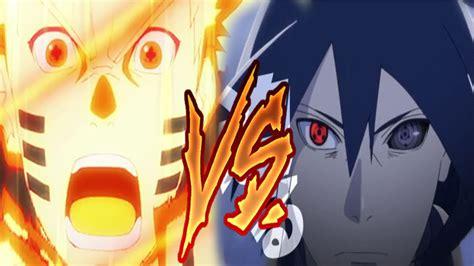 film naruto boruto youtube is sasuke stronger than naruto post boruto movie
