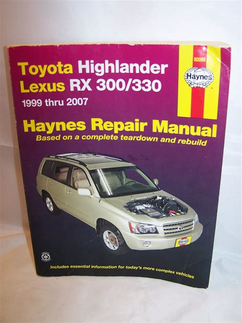 online auto repair manual 2007 lexus rx hybrid instrument cluster service manual 2007 lexus rx hybrid maintenance manual 2007 lexus rx hybrid maintenance