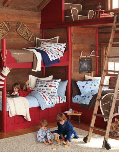 Cozy Bunk Beds For Boys With Stairs Home 63 Best Images About Bunk Beds For Cabin On