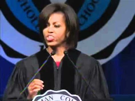 michelle obama education speech transcript first lady michelle obama commencement speech at spelman