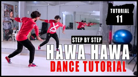 tutorial dance bollywood hawa hawa dance tutorial step by step vicky patel