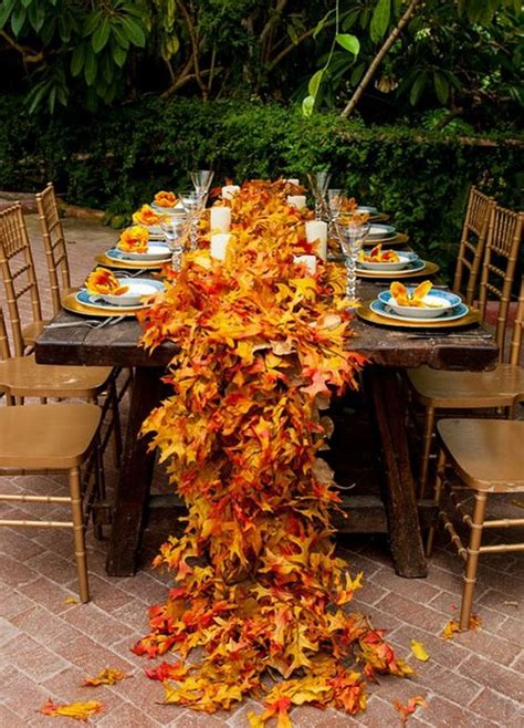 autumn wedding table decoration ideas 56 unique rustic fall wedding ideas temple square