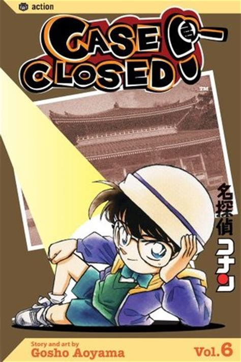 unfound the season 1 cases volume 2 books closed vol 6 by gosho aoyama reviews discussion