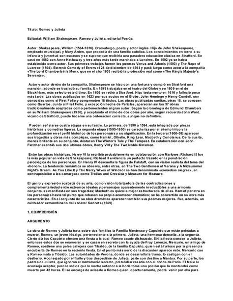 Resumen para-estudiantes-de-romeo-y-julieta