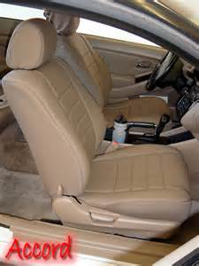 Seat Cover Honda Accord Honda Accord Standard Color Seat Covers Rear Seats