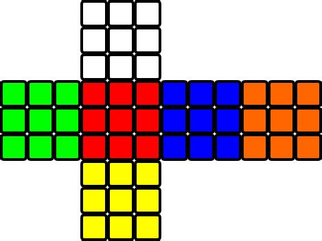 rubiks cube colors code golf there s an ant on my rubik s cube