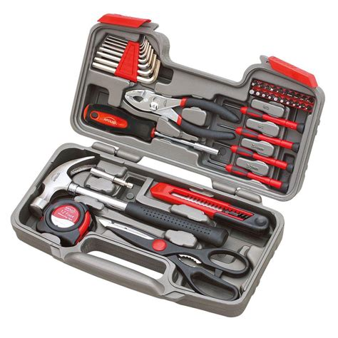 hdx homeowner s tool set 137 h137hos the home depot