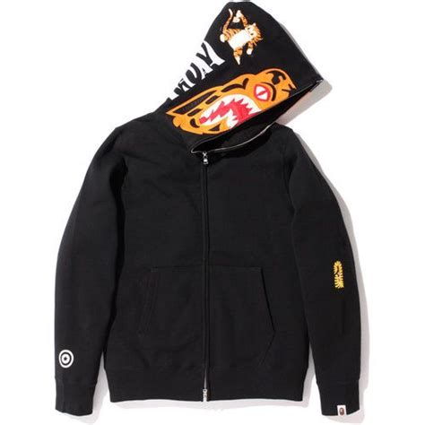Tiger Hoodie tiger hoodie by bape streetwear tigers