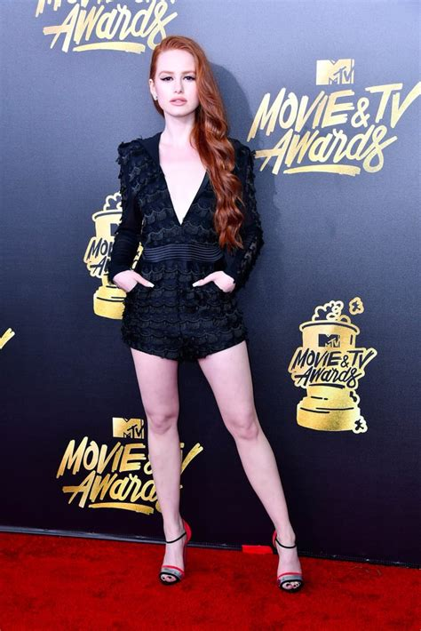madelaine petsch tv shows and movies madelaine petsch at the 2017 mtv movie and tv awards