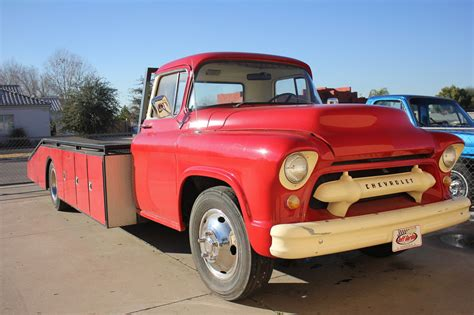 chevy truck car 1955 chevrolet truck r truck car hauler for sale in