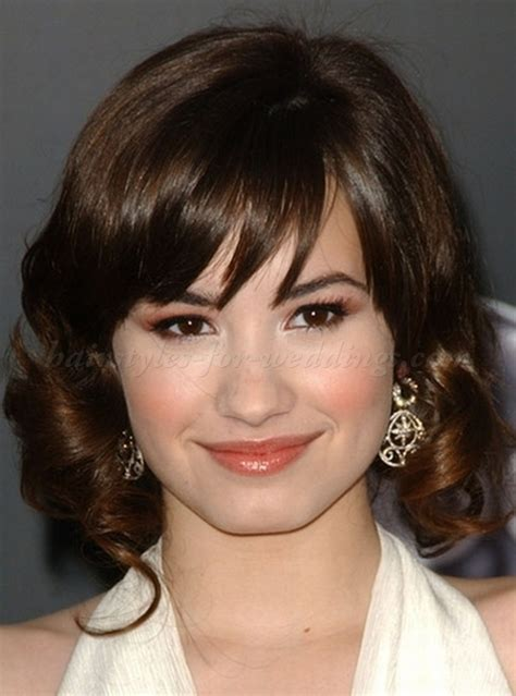 haircuts for small faces shoulder length wedding hairstyles bridal hairstyle for