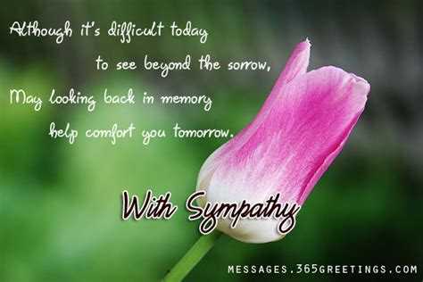 sympathy wishes greetingscom