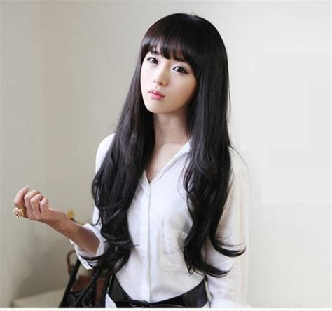 japanese hairstyle and colour 2015 women s hairstyles asian hair black color with bangs