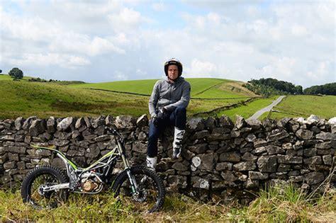 Trial Motorrad Wheelie by Dougie Wheelies Entire Tt Course Motorbike Writer