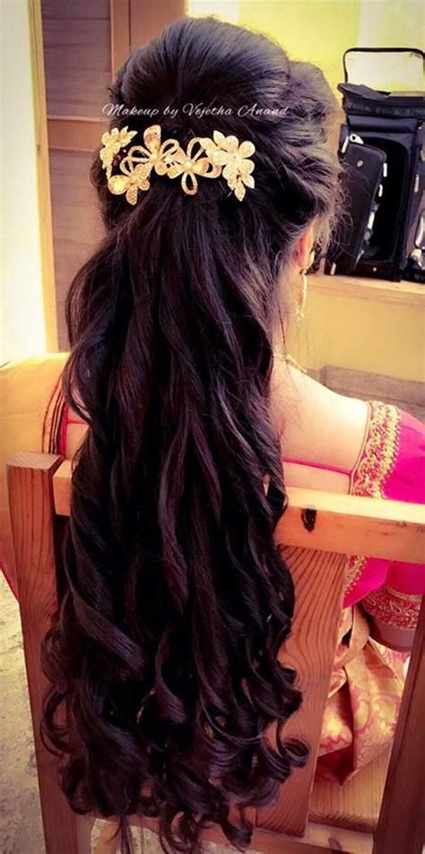 Hairstyle Accessories India by 25 Best Ideas About Indian Bridal Hairstyles On