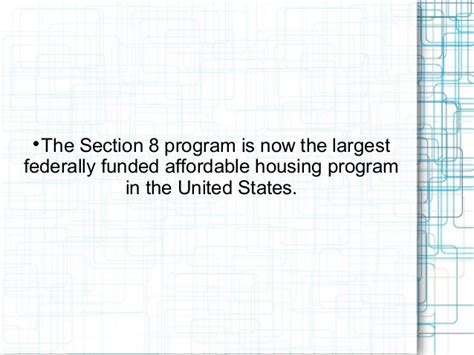 how section 8 works how section 8 housing works by darrell irions