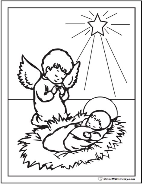 coloring page of angel and joseph 79 coloring page of angel and joseph angel gabriel