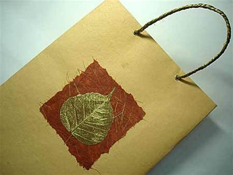 Handmade Paper Delhi - handmade paper bags in shahpurjat comml complex new