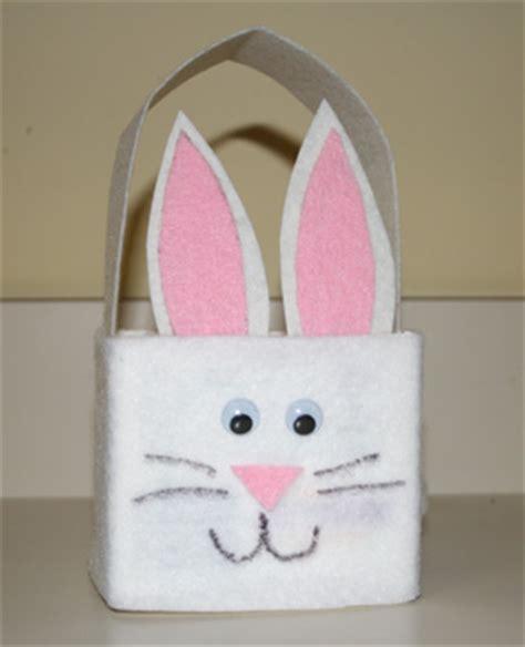 Milk carton easter bunny basket craft all kids network