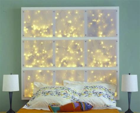 Light Headboard Diy by Crafts That Light Up