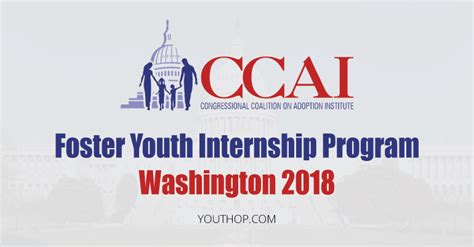 Top Mba Summer Internships 2018 by Foster Youth Internship Program Washington 2018 Youth