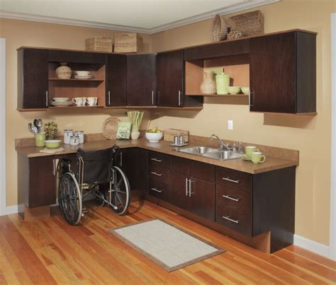 Ada Kitchen Cabinets by Ada Kitchen Cabinets Playmaxlgc