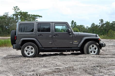 jeep wrangler unlimited vs toyota 4runner autos post