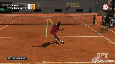 imagenes virtua tennis im 225 genes de virtua tennis 2009 emudesc