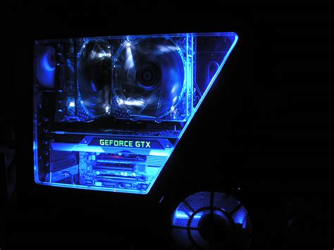 New Pc Lighting By Xcustomgraphix On Deviantart Lights For Computer