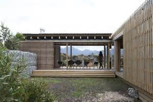 Home Design Stores Nz by Timms Bach New Zealand Beach Property E Architect