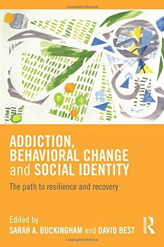 titanium the path to recovery books addiction behavioral change and social identity the path