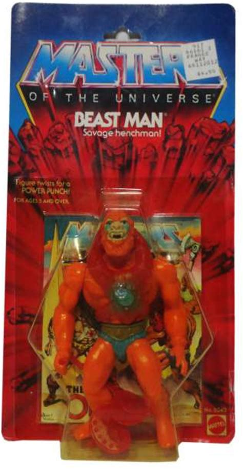 masters of the universe vintage card template beast masters of the universe
