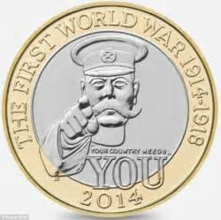 Lord Kitchener 2 Coin is lord kitchener ww1 163 2 coin and what is it worth