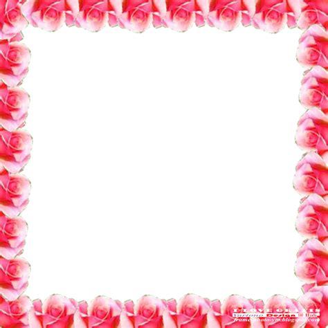 Gamis Bunga Lover 020 free frame photo bingkai foto gratis