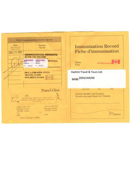 Traveler Credit Letter Forms Hashmi Travel Tours Ltd