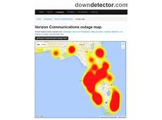 Cell Phone Outages Current