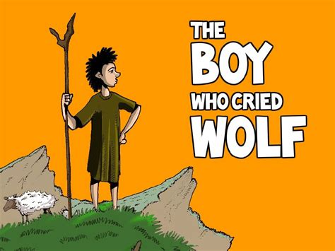 May 171 2014 171 Floriana Primary Boy Who Cried Wolf Clipart Printable