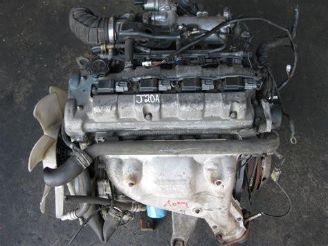 Suzuki Engine Suzuki Engines Suzuki J20a 2 0 Grand Vitara
