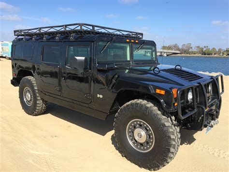 2006 hummer h1 alpha for sale for sale 2006 hummer h1 alpha black wagon
