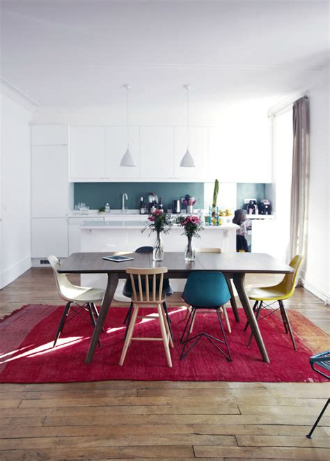 Dining Chairs In Living Room Mix And Match Furniture 40 Dining Room Ideas Decoholic