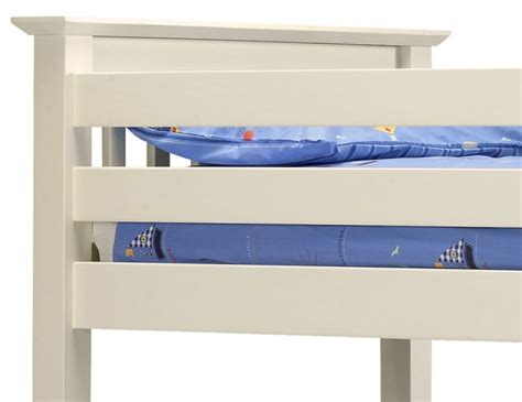 Cameo Bunk Bed Cameo White Childrens Bunk Bed