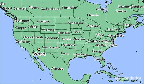 mesa arizona usa map where is mesa az where is mesa az located in the