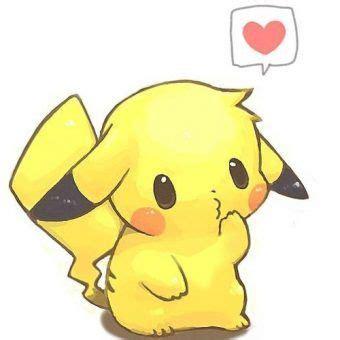 imagenes kawaii a lapiz dibujos de pikachu kawaii para dibujar colorear imprimir