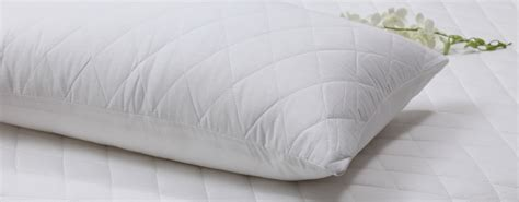 What Are Pillow Protectors by Quilted Pillow Protectors Anti Allergy Pair