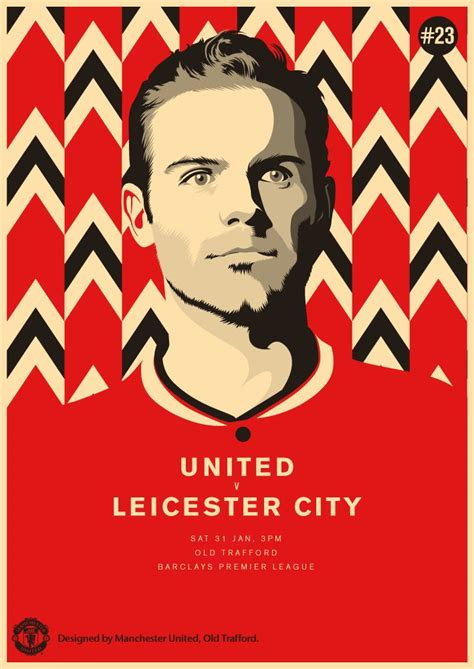 poster design leicester 44 best images about mufc 2014 15 posters on pinterest
