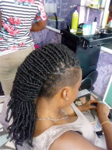 why are my dred extensions so stiff dreadlocks extension by akuwaa wild hairs pinterest