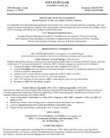Account Manager Resume Sles by Sales Account Manager Resume Sle Resume Format